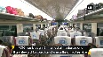 vande bharat express video