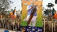 Watch Mamta-Modi poster war in West Bengal ahead of PM Modi rally
