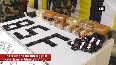 Yaba tablets worth Rs 8.5 crore seized in Tripuras biggest-ever drug bust