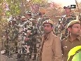 Security tightened outside JNU