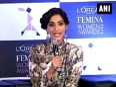 Sonam kapoor announces femina women awards 2014