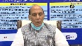 Rajnath Singh launches portal for Opportunities for Make In India in Defence.mp4
