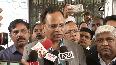Delhi Health Minister meets victims of violence at GTB Hospital