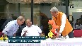 Sharad Pawar attends launch of solar panel walled building at Pune university