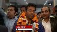 Davis Cup 2019 Champions return to nation post winning against Pak