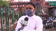 Eid ul Adha People offer namaz at Delhis Jama Masjid amid COVID 19 protocols