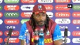 'It is going to be a challenge', says Gayle on clash with India
