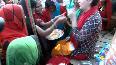 Watch: Priyanka interacts with women farmers in Barabanki