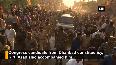 Rahul Gandhi holds roadshow in J'khand's Dhanbad