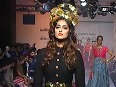 Five Bollywood stunners at LFW 2015 s Day 5