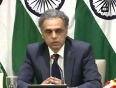 Mea briefs about water assistance to maldives and indian visit of russian president