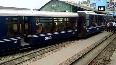 Watch Darjeeling Himalayan Railway s toy train derails at Kurseong railway station