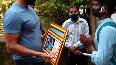 Sonu Sood meets needy outside his residence amid pandemic