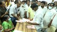 TN Deputy CM Panneerselvam files nomination from Bodinayakanur constituency