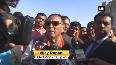CM Rupani celebrates Uttarayan by flying kite