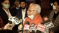 Maybe solution will reach in next round of talks between Centre, farmers CM Khattar.mp4