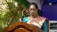 Aim is to educate, inspire youth, says Puducherry s 1st woman minister Chandira Priyanga