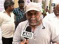 Political activists protest Sri Lankan PM s visit to India