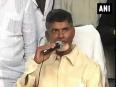 Chandrababu naidu blames congress for destroying ap