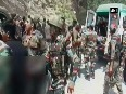 11 Amarnath pilgrims killed as bus falls into gorge, rescue operation underway