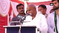 HD Deve Gowda, Grandson Weep At Event