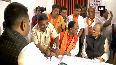 CM Vijay Rupani files his nomination for Gujarat polls