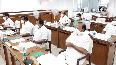 TN CM Stalin chairs cabinet meeting