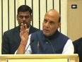 Rajnath singh launches women safety mobile app in new delhi