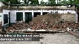 Roof of government school collapses in Amroha