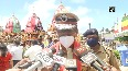 Rath Yatra People of Puri willingly abide by all COVID regulations, says Odisha DGP