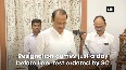 Ajit Pawar resigned as Dy CM, he is with us Sanjay Raut