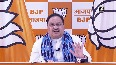 It s impossible for criminals to escape justice in BJP govt JP Nadda
