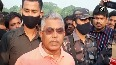 CM Mamata protesting against SC, Constitution Dilip Ghosh on her dharna