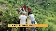Watch Injured carried on cart to hospital in Chamoli s remote area.mp4