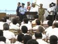 Jayalalithaa loyalist o panneerselvam sworn in as tamil nadu chief minister