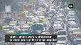 Rains trigger massive traffic jams in Delhi