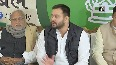 Grand Alliance stands firmly with farmers, says Tejashwi Yadav