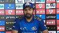 IPL Playoffs will be different ball game, need to be smart, says Rohit Sharma.mp4