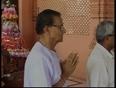 Hindu temple where muslim deity is worshipped