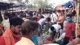 With no COVID fear, huge crowd seen at market in WB s North 24 Parganas