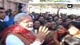 PM Modi offers prayers at Ashapura Mata temple