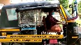 Kerala auto-rickshaw driver ferries people with COVID symptoms to hospitals
