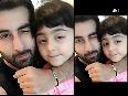 Whoa! Riddhima s daughter Samara is replica of her mamu Ranbir Kapoor