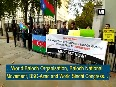 Watch Baloch organisations protest against Pakistan at London s Downing Street
