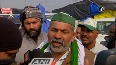 R-Day violence Will answer, says Rakesh Tikait on Delhi Polices notice