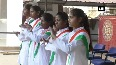 Republic Day Differently abled students sing national anthem in sign language