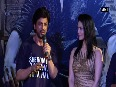 Watch SRK s reaction on comparison of Raees with blockbusters Dangal, Sultan