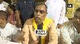 Development cant be done by renaming Mughalsarai railway station OP Rajbhar