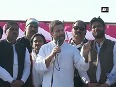 Why has no action been taken against Hyderabad university VC Rahul Gandhi