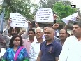 Jammu NPP protests, demands safety of NIT students